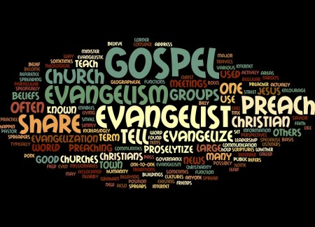Evangelist modus operandi in India: a report