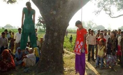 Image of the Badaun rapes
