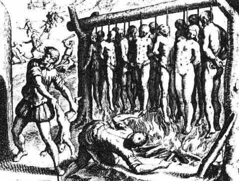 Image result for the inquisition of goa by portuguese