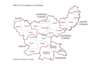 Religion Data of Census 2011 Jharkhand And Reversal of the