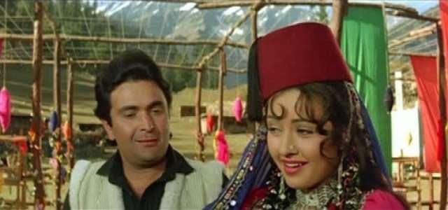 Rishi Kapoor in Heena