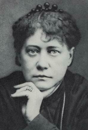 Blavatsky in 1877