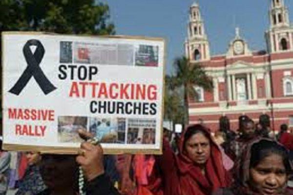 church attacks