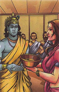 Krishna's Lila: Stories from the life of Sri Krishna-II