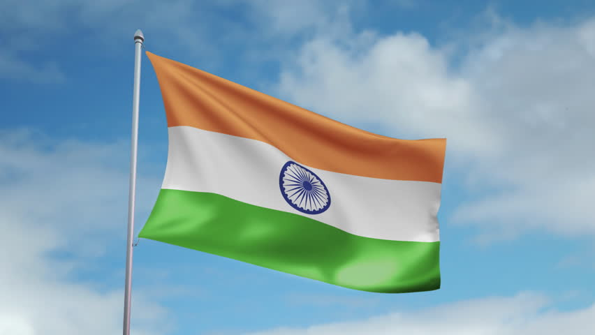 Indian Flag Animated: Idea Of Bharatiya Exceptionalism- II
