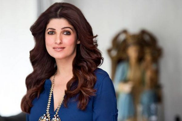 Mrs Funnybones Twinkle Khanna Celebrities Hindu Festival