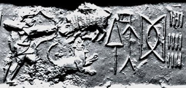 Vratyas in Indus Seals - Rudra as Vratyapati