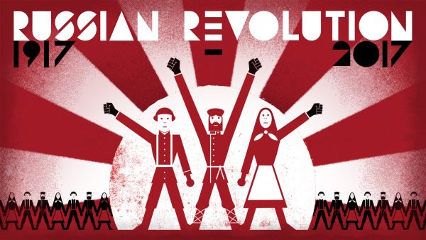 100 Years of Russian Revolution Communism Democracy