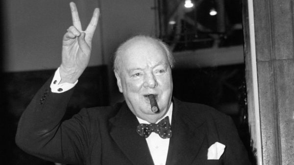 Holocaust Bengal famine Winston Churchill cigar