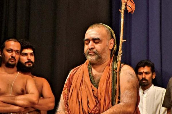 The Kanchi Seer Should Not Bow Down to the Prejudice-Filled Tamil Anthem