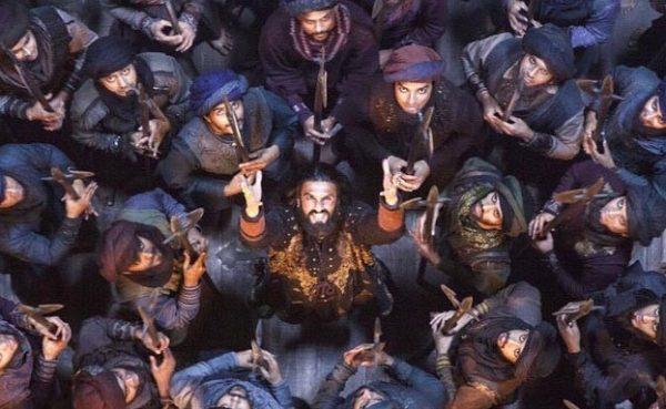 Asymmetrical Application of Dharma Padmavat Khilji Terrorist 2