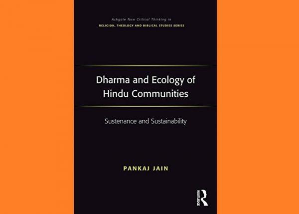 Review of Pankaj Jain Dharma and Ecology of Hindu 1