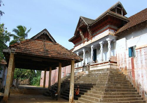 Sree Adikesava Perumal Temple 2500 Years of Glorious Heritage 3