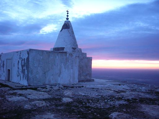 Yazidi Temple at Mt Sinjar