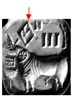 Harappan Site A Miniature Depiction in Seals 06