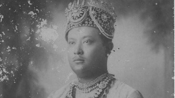Maharaja Bir Bikram Kishore Manikya