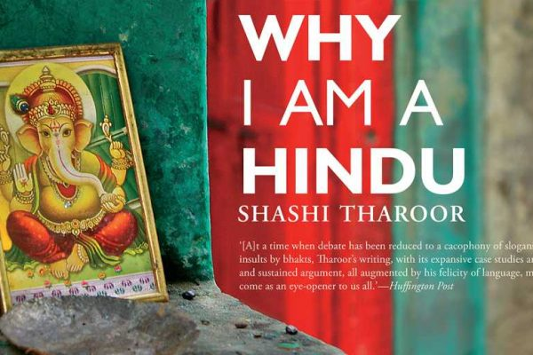 Why I am a Hindu Shashi Tharoor
