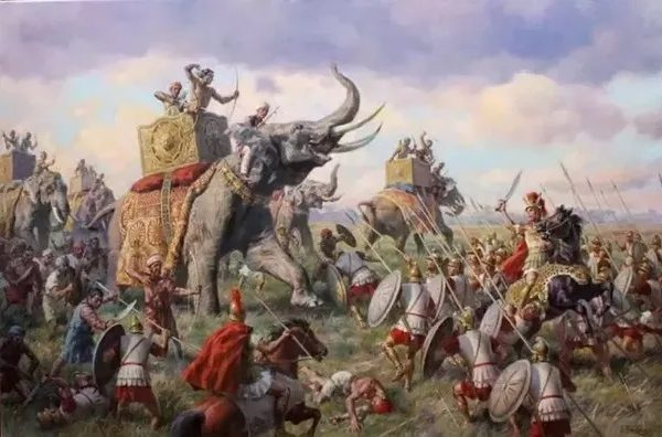 Greek tragedy Alexander's failed invasion of India