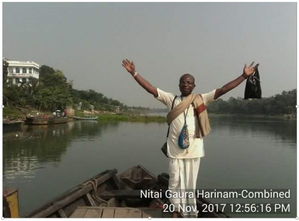 Journey of a Hindu from Nigeria