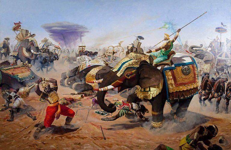 Some Lessons From Mahabharata Indiafactsindiafacts
