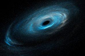 Vedanta Darshanam Black Hole