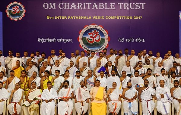 10th Inter Pathshala Vedic Competition by Om Charitable Trust 00