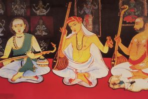 Critiquing the theory of the 19th century Nationalist revival of Carnatic Music