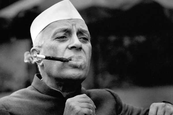 Jawaharlal Smoking Nehru and Dharma A Case of Cultural Unease