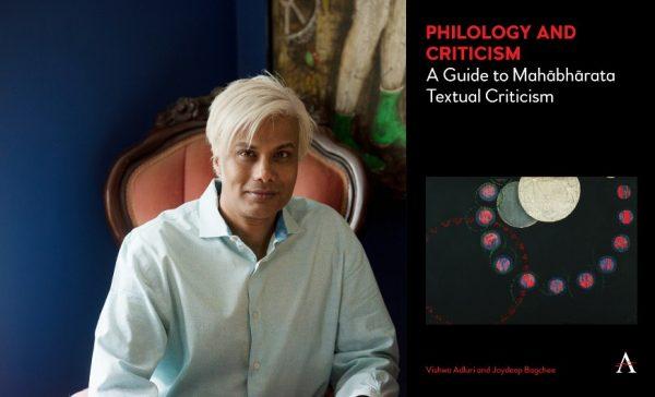 Vishwa Adluri Mahabharata Philology