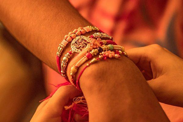 raksha bandhan bhavishya purana రక్షాబంధనము