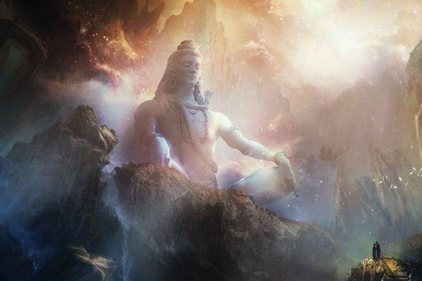Nāsadīya Sūkta Shiva Kameshwara Maheshwara