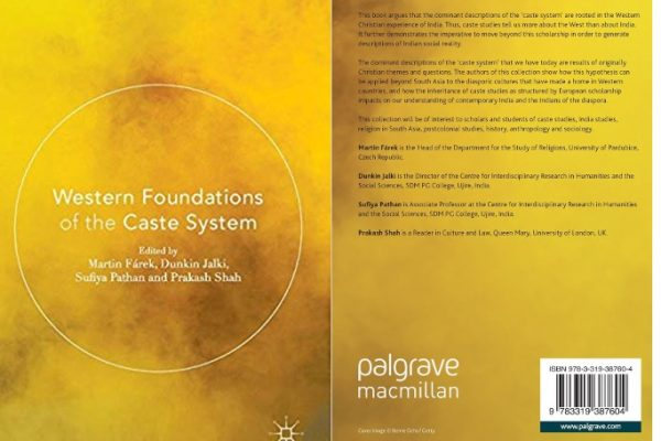 Western Foundations of Caste System