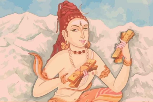 The Dialogical Manifestation of Reality in Agamas Shiva