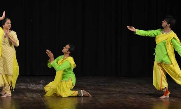 Literature and Language awadh kathak parampara 000