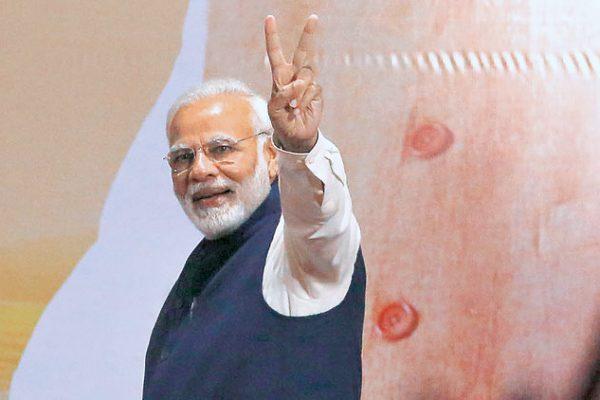 Modi's Government Has Changed my View of India's Polity_Sai Ganesh Nagpal