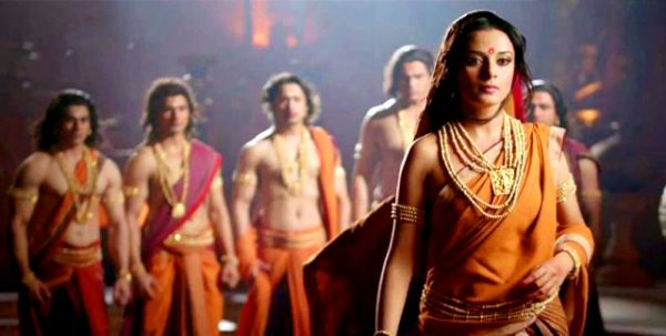 Draupadi mahabharata pandavas द्रोपदी हिन्दू धर्म
