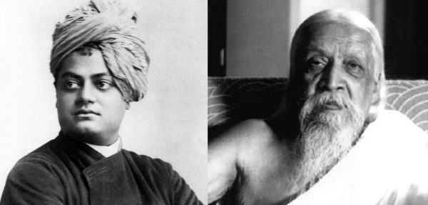 Hinduism Sri Aurobindo Swami Vivekananda
