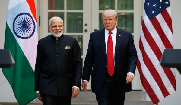 As a Swing State India must go with the west US Relationship