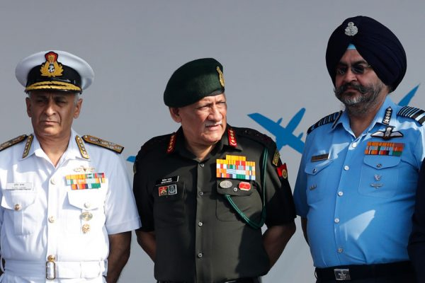 Chief of Defence Staff the PM's Welcome Initiative May Yet Be Stymied by the Babus