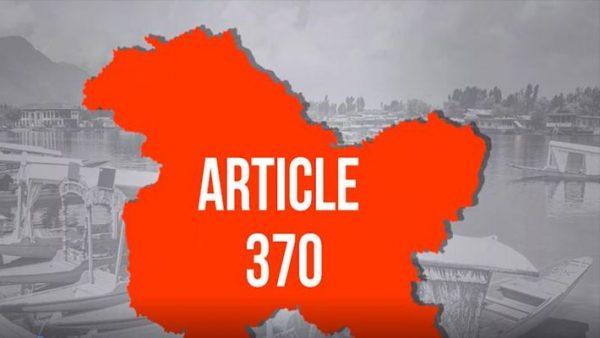 Culture War after Article 370