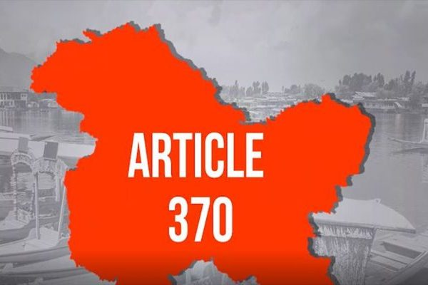 Culture War after Article 370