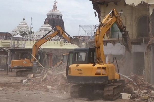 Puri Demolition State Sanctioned Hinduphobia