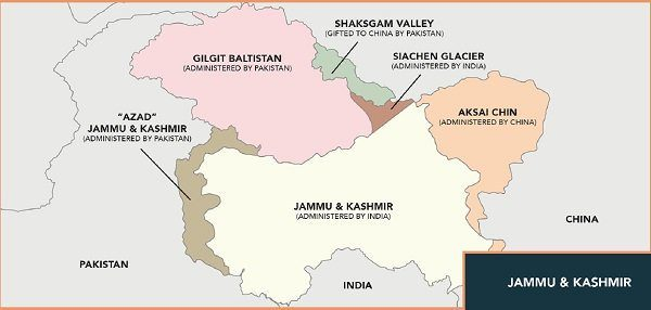 What should be the future of POK Pakistan Occupied Kashmir