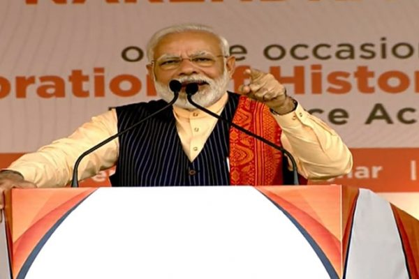 Peace Bonanza and Development Modi's trump card for Assam