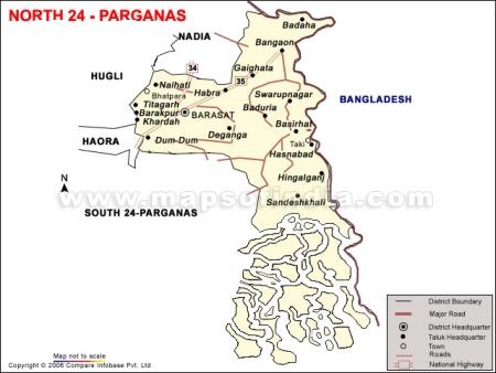 north 24 paraganas