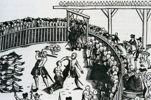 Executioners were shunned by European society even though their services were frequently used.