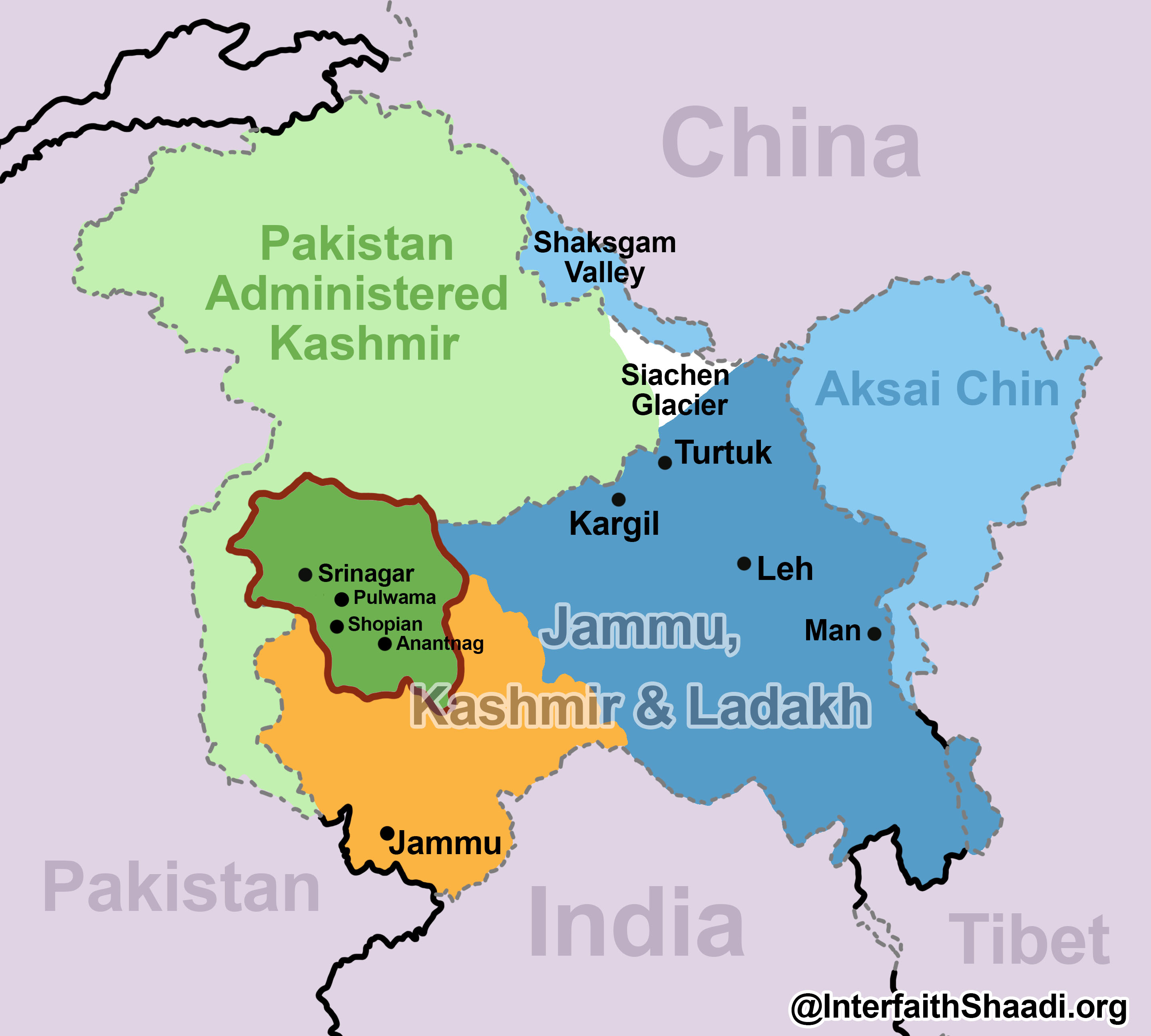 Kashmir: Unveil the Heaven | IndiaFactsIndiaFacts